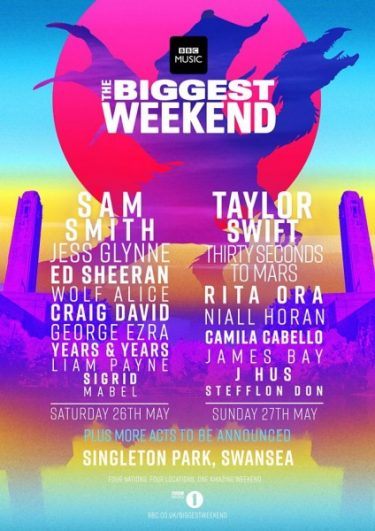 Big Weekend Swansea
